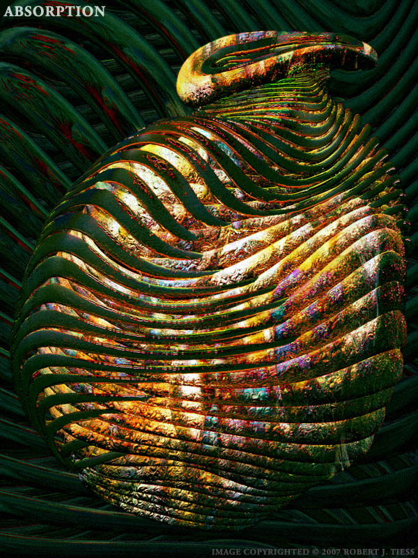 Absorption - By Robert J. Tiess