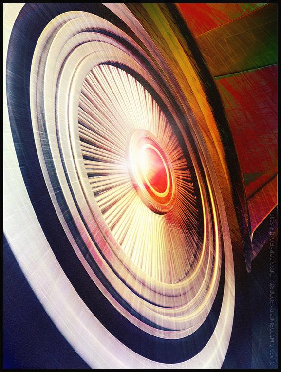 Classic Motoring - By Robert J. Tiess