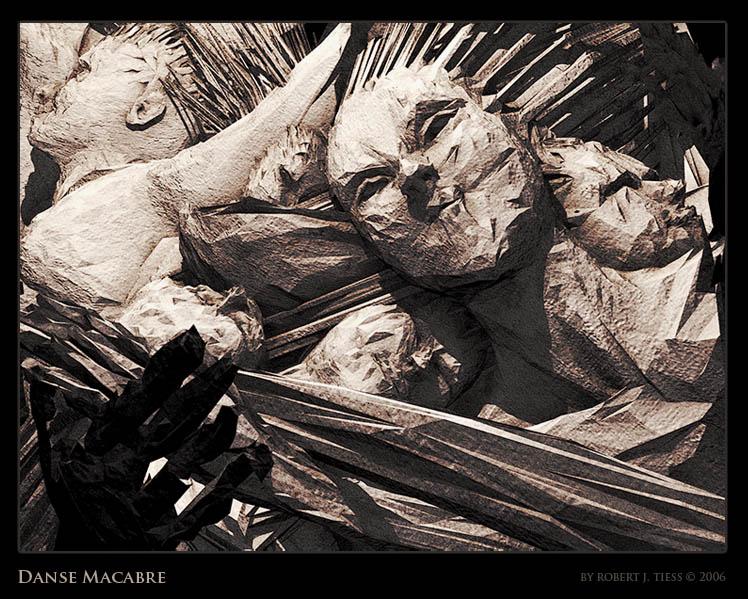 Danse Macabre - By Robert J. Tiess