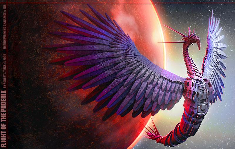 Flight of the Phoenix - By Robert J. Tiess