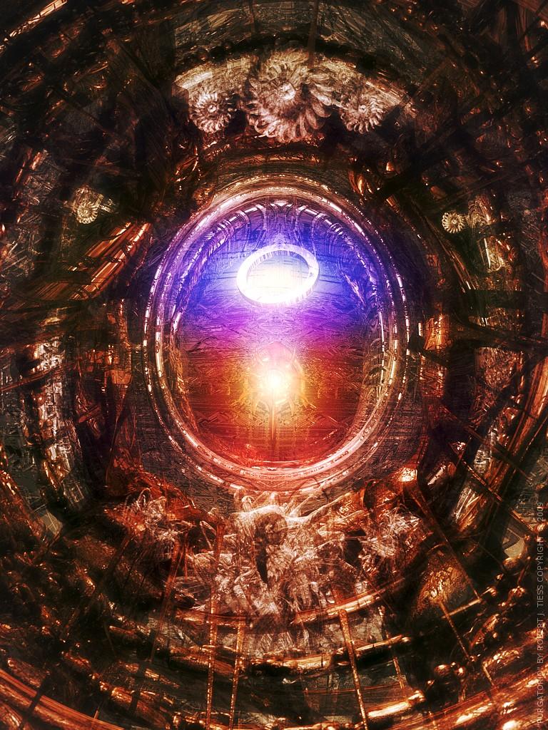Purgatorio - By Robert J. Tiess