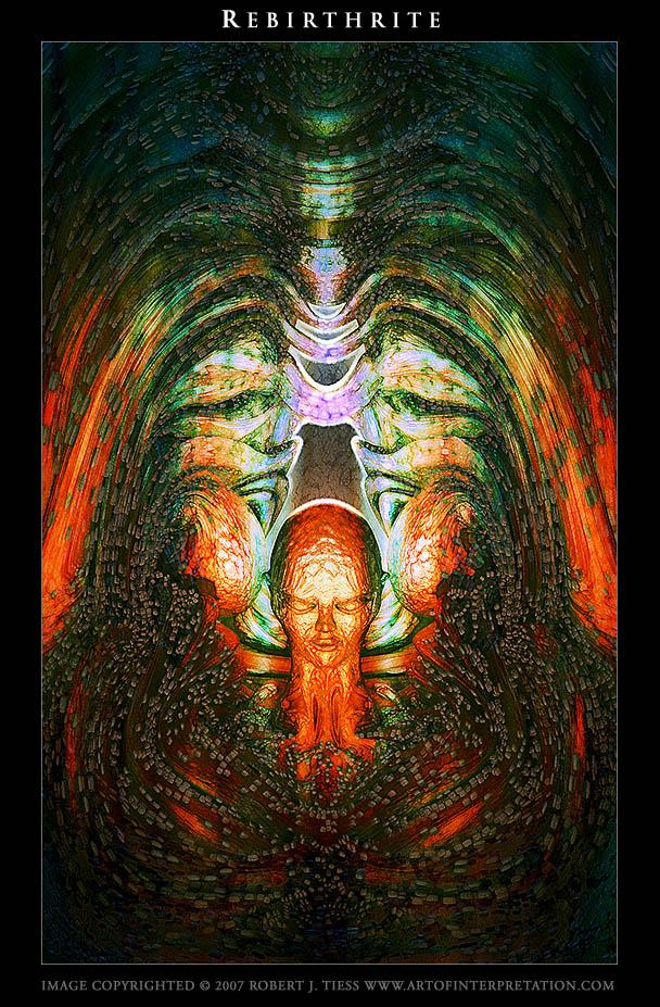 Rebirthrite - By Robert J. Tiess