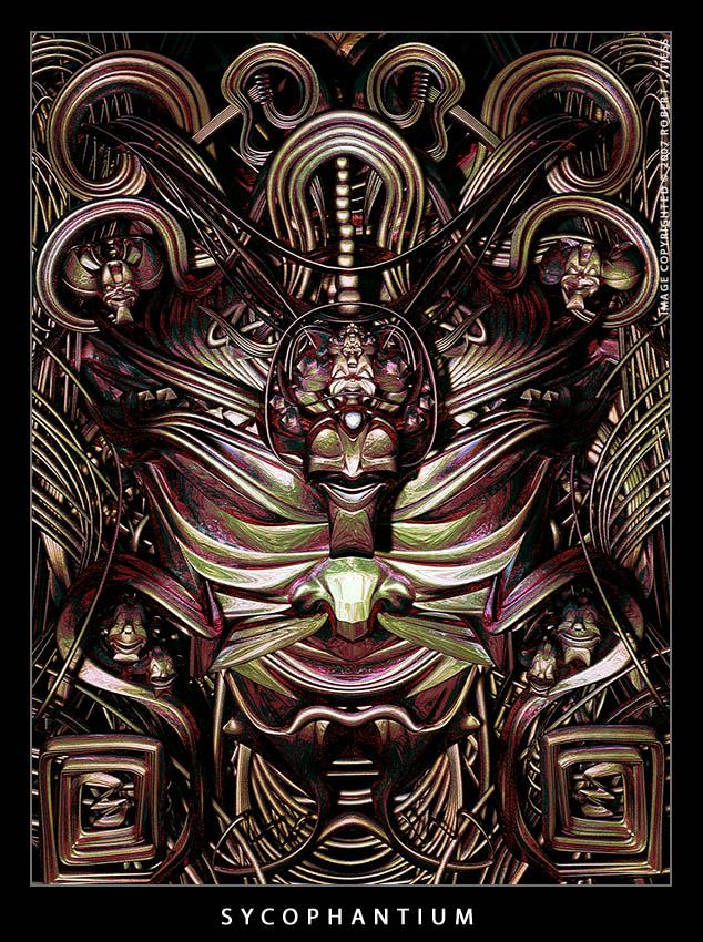 Sycophantium - By Robert J. Tiess