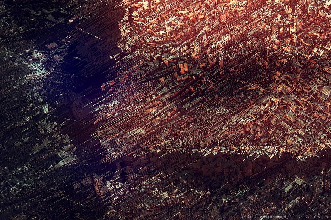 Urban Superstrata - By Robert J. Tiess