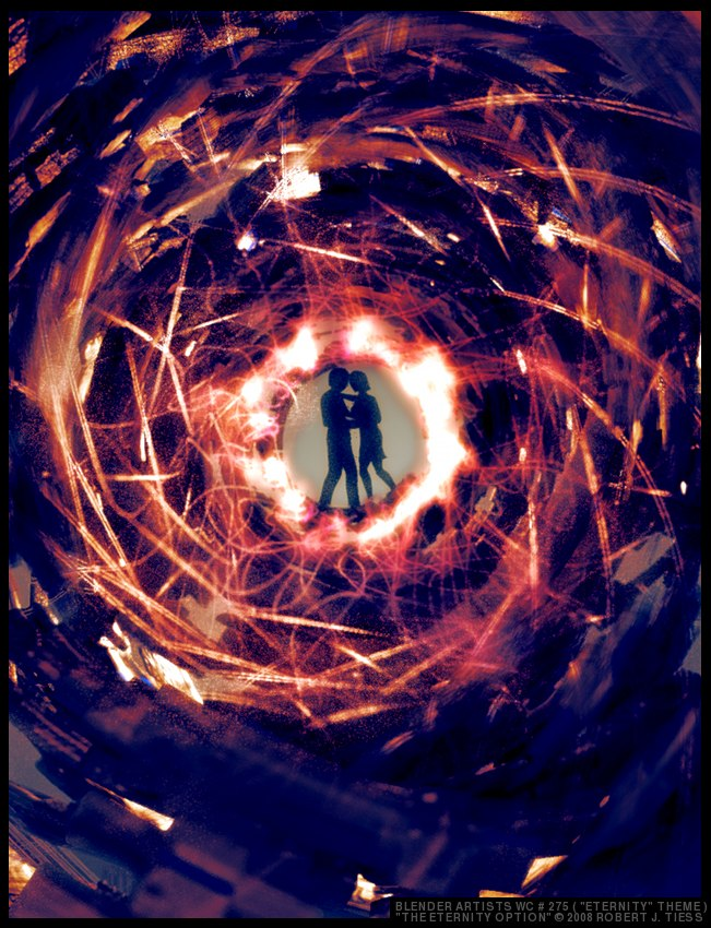 The Eternity Option - By Robert J. Tiess