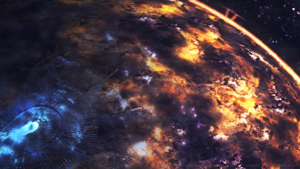 Protoworld - By Robert J. Tiess