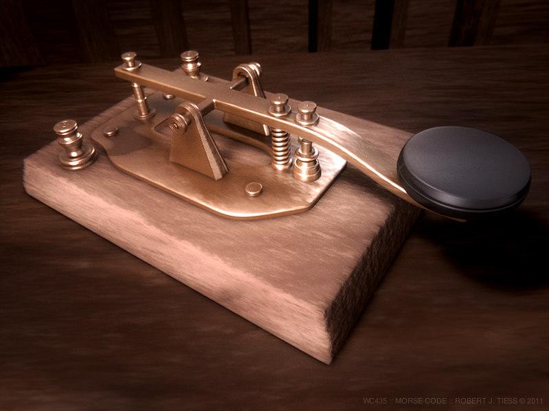 Morse Code - By Robert J. Tiess