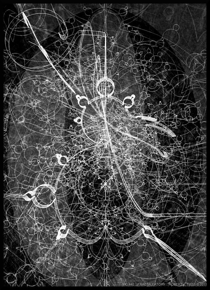 Fractaleatory - By Robert J. Tiess