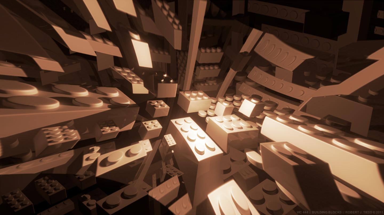 Building Blocks - By Robert J. Tiess