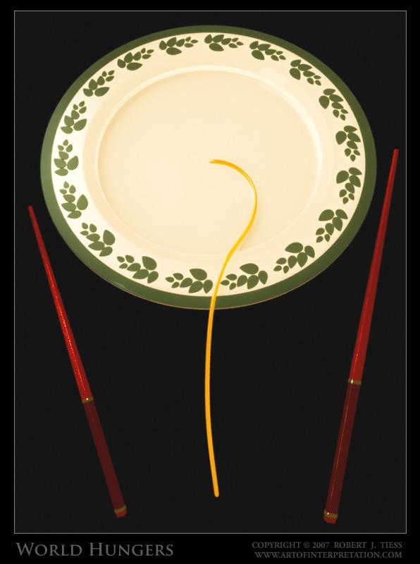 World Hungers - By Robert J. Tiess