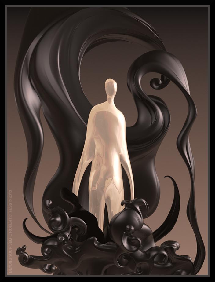 Beyond Your Self - By Robert J. Tiess