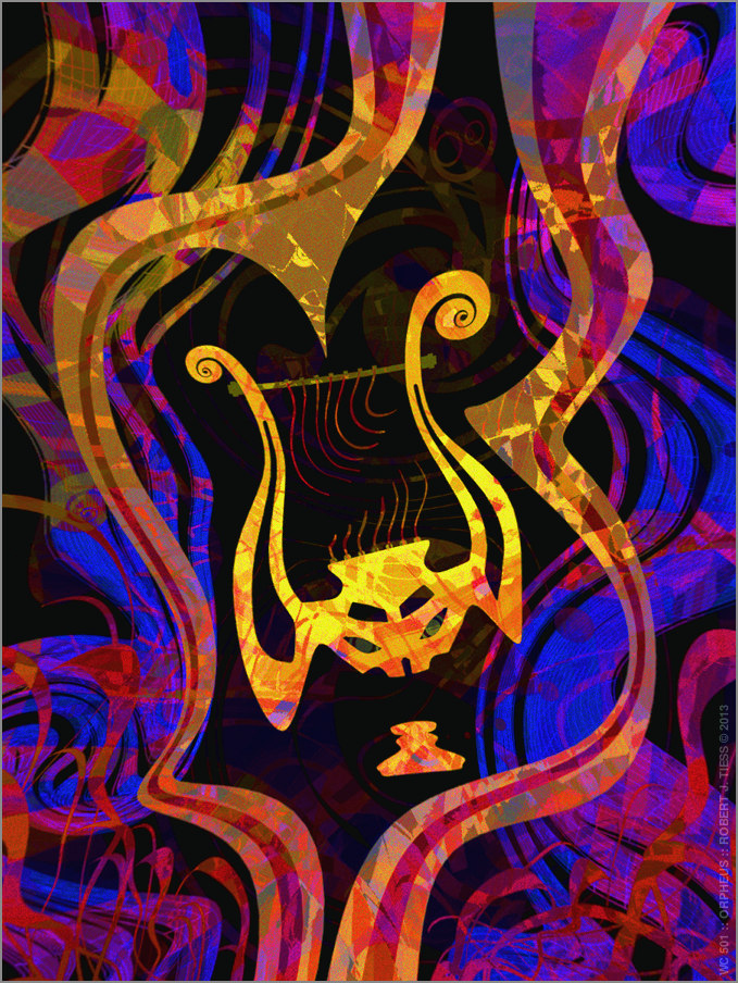 Orpheus - By Robert J. Tiess