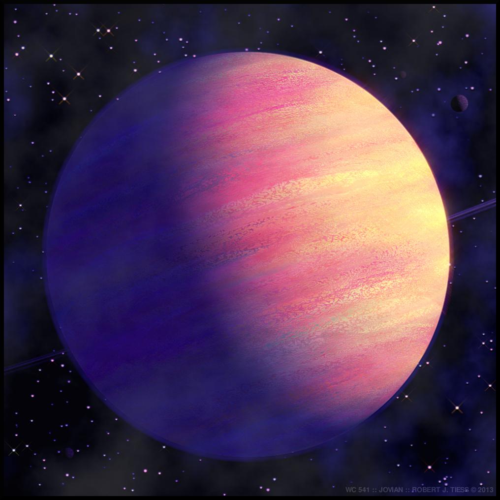 Jovian - By Robert J. Tiess
