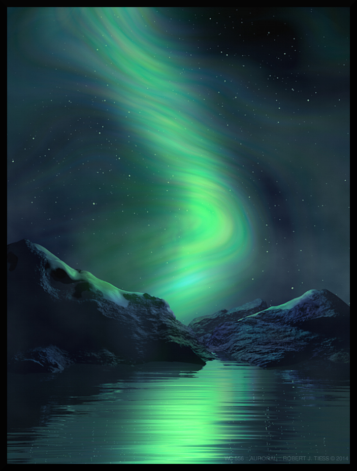 Auroral - By Robert J. Tiess