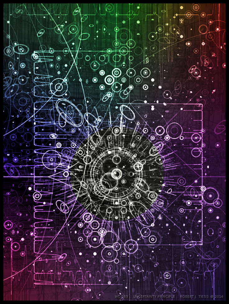 Uncertainty Principle - By Robert J. Tiess