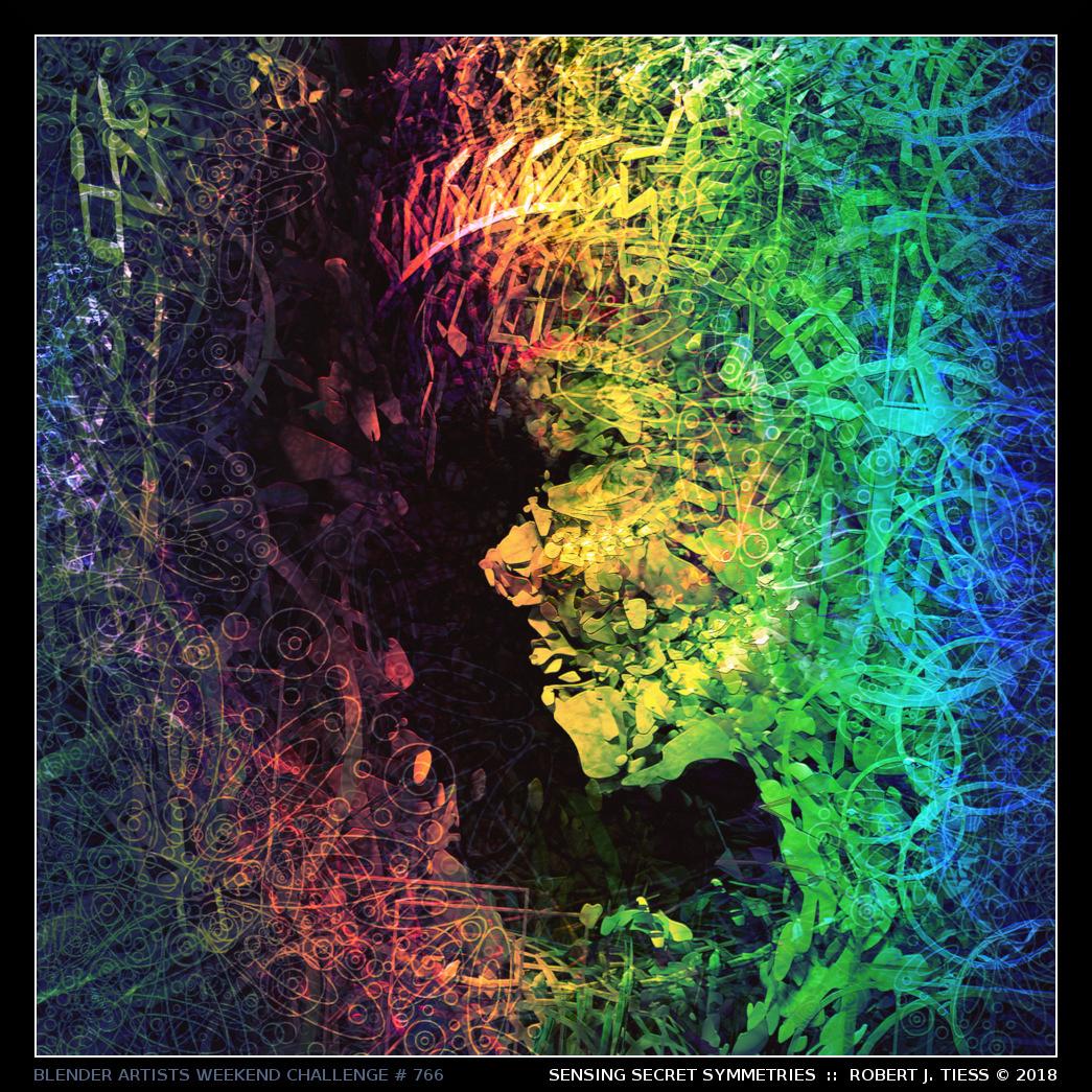Sensing Secret Symmetries - By Robert J. Tiess