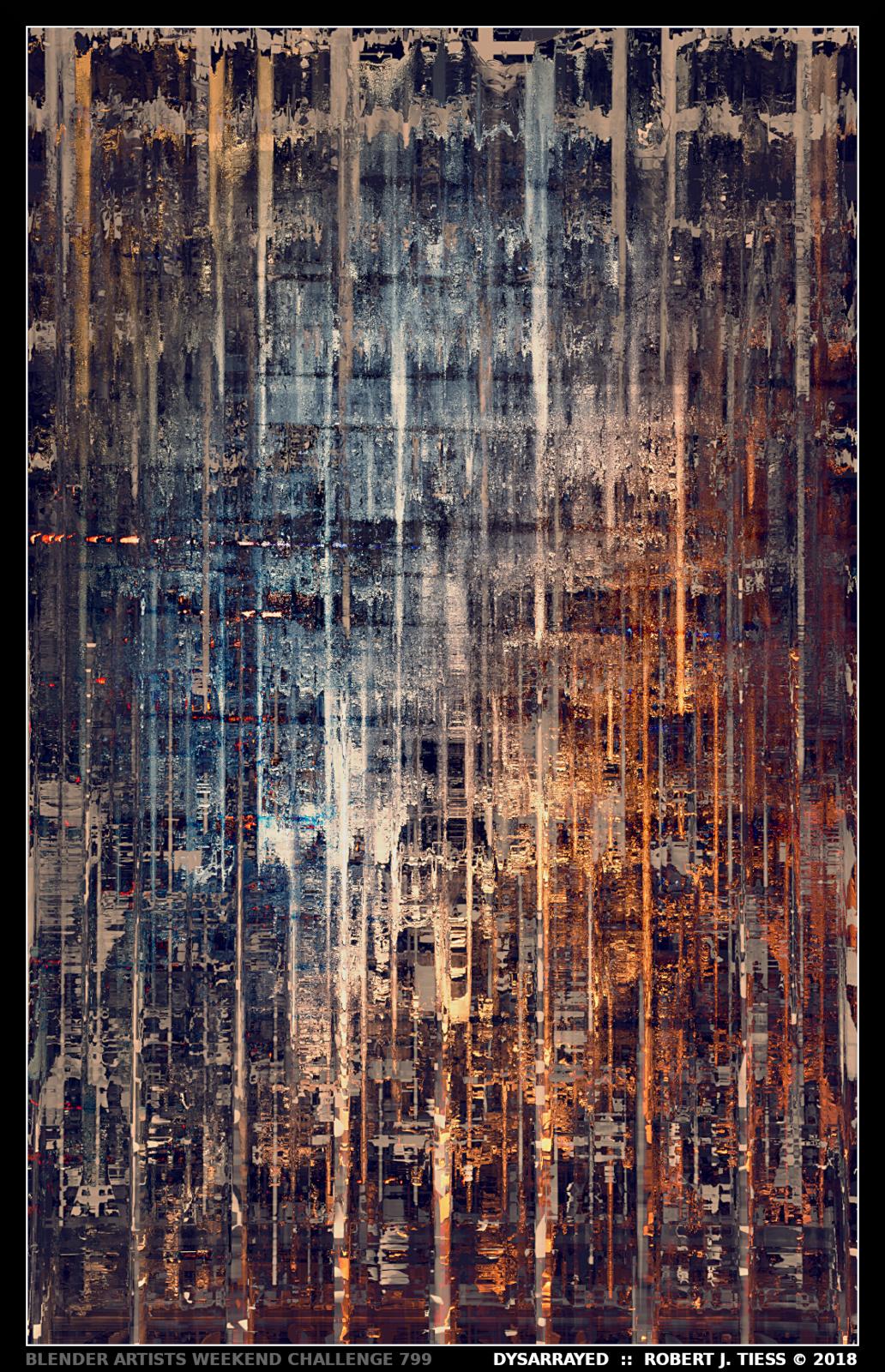 Dysarrayed - By Robert J. Tiess