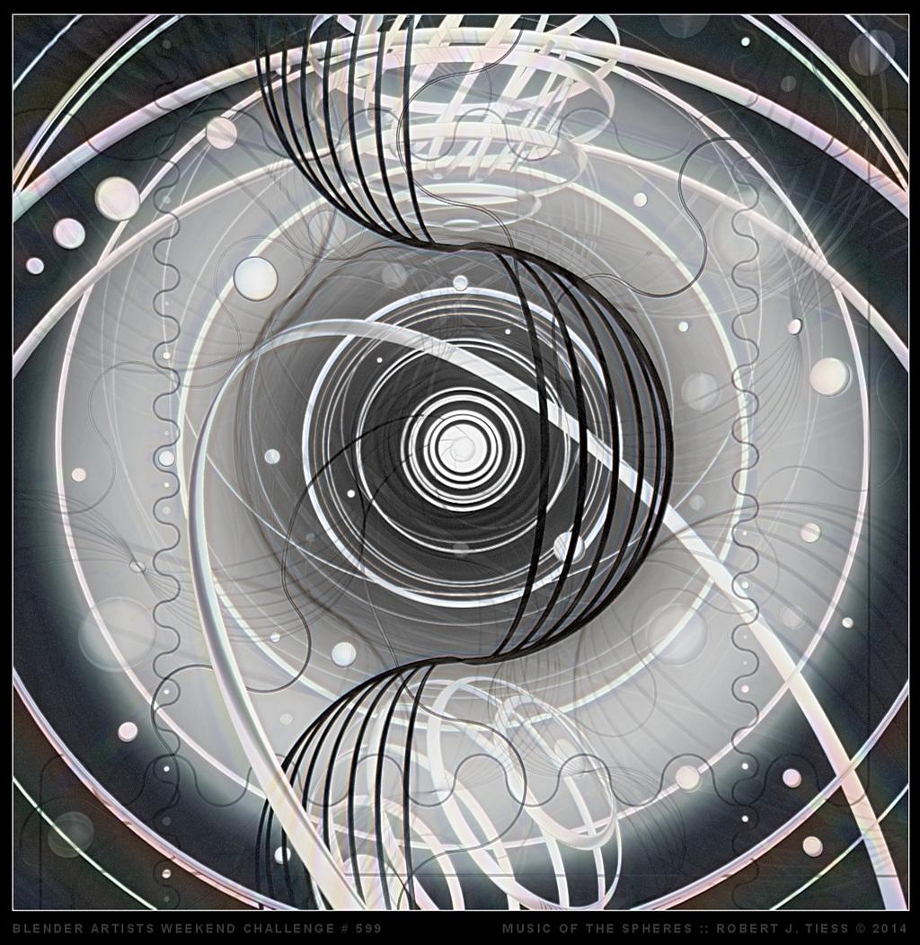 Music of the Spheres - By Robert J. Tiess