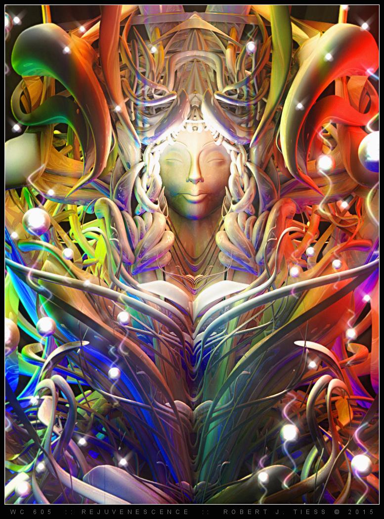 Rejuvenescence - By Robert J. Tiess