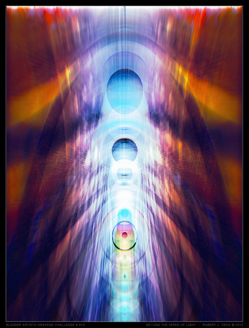 Beyond the Speed of Light - By Robert J. Tiess