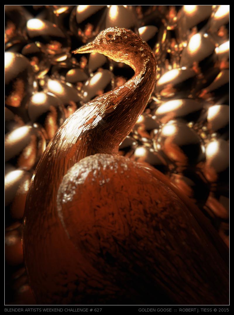 Golden Goose - By Robert J. Tiess