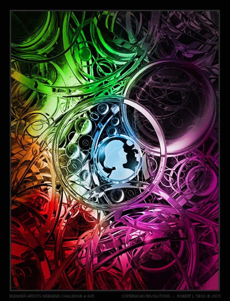 Copernican Revolutions - By Robert J. Tiess