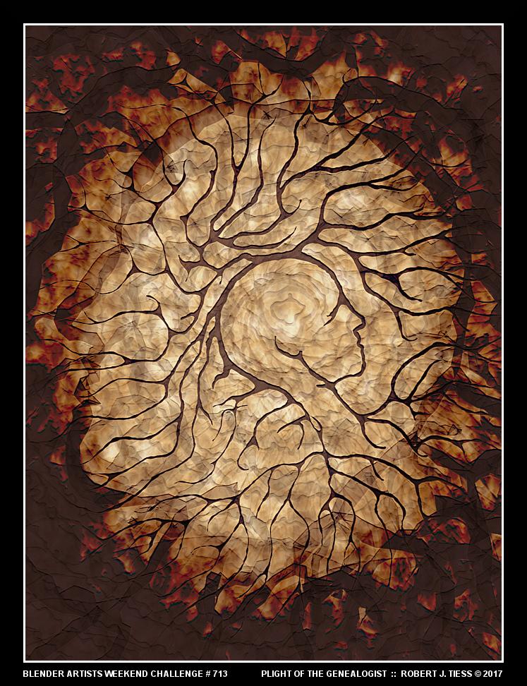 Plight of the Genealogist - By Robert J. Tiess