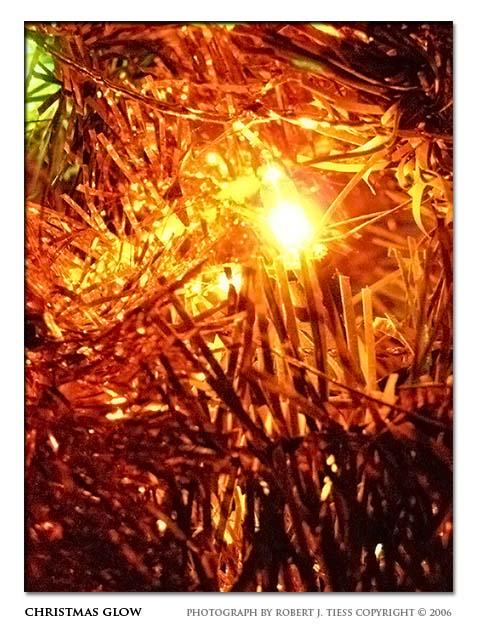 Christmas Glow - By Robert J. Tiess