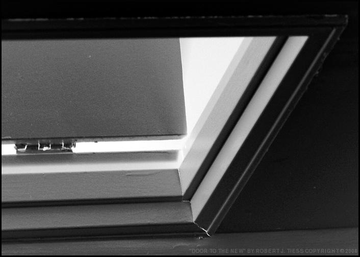 Door to the New - By Robert J. Tiess