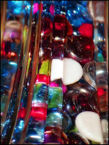 Glass Full of Hues - By Robert J. Tiess
