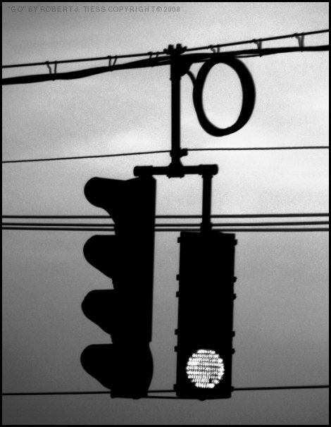 Go - By Robert J. Tiess