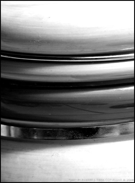 Jar - By Robert J. Tiess