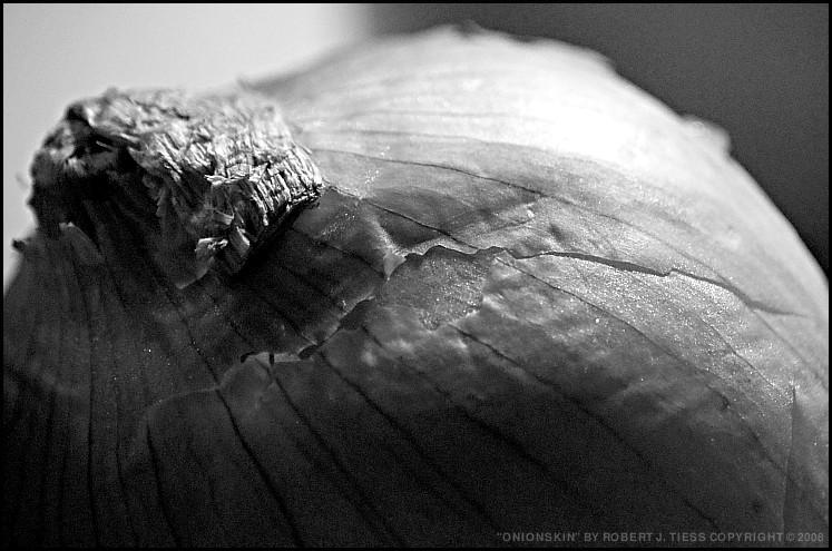Onionskin - By Robert J. Tiess
