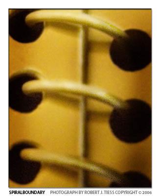 Spiralboundary - By Robert J. Tiess