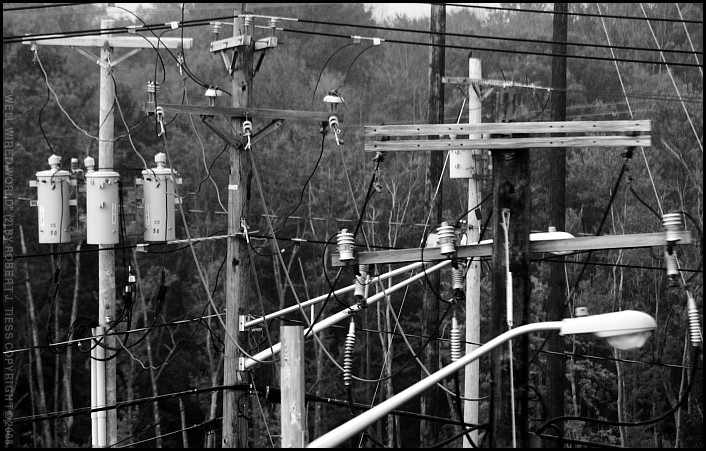 Well Wired World (2) - By Robert J. Tiess